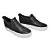 Дамски обувки на платформа в черно AN1926-BK