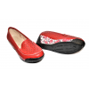 Дамски обувки на платформа в червено YSPF-R