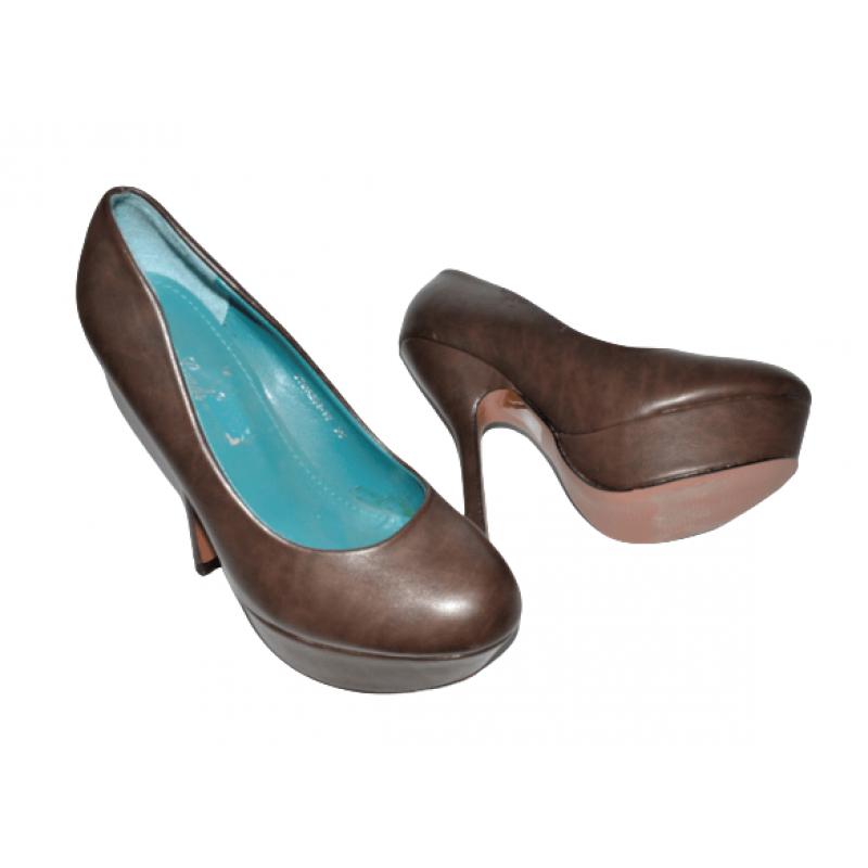 Дамски елегантни обувки на висок ток  JTDA253-10