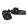 Дамски чехли в черно LS18-18-BK