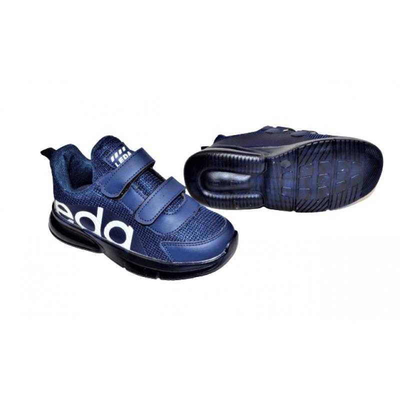 Детски маратонки в тъмно синьо 0092-2