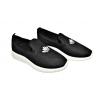 Дамски обувки тип пантофки в черно SOLEY1-BK