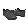 Мъжки обувки в черно FALCON-506-BK