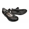Дамски обувки на платформа в черно SY85-08D