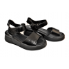 Дамски спортни сандали в черно RT158-BK