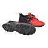 Мъжки маратонки в червено и черно 105