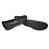 Дамски обувки без връзки в черно 423